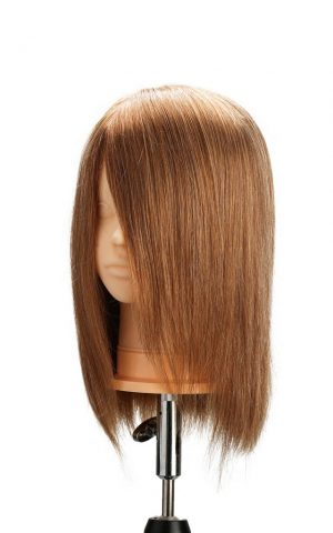 MIXウイッグ  15Lvと9Lvの毛髪を50/50でMIX